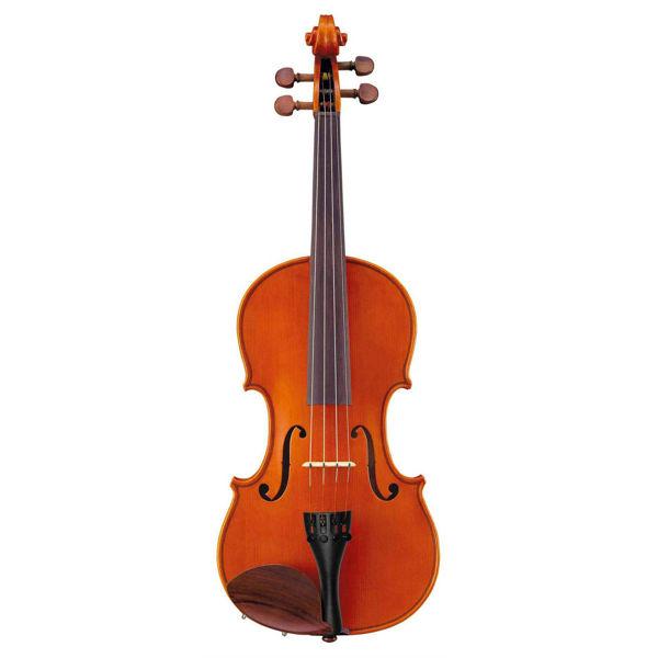Fiolin Yamaha V5SC 1/2 m/Etui, Bue og Harpiks