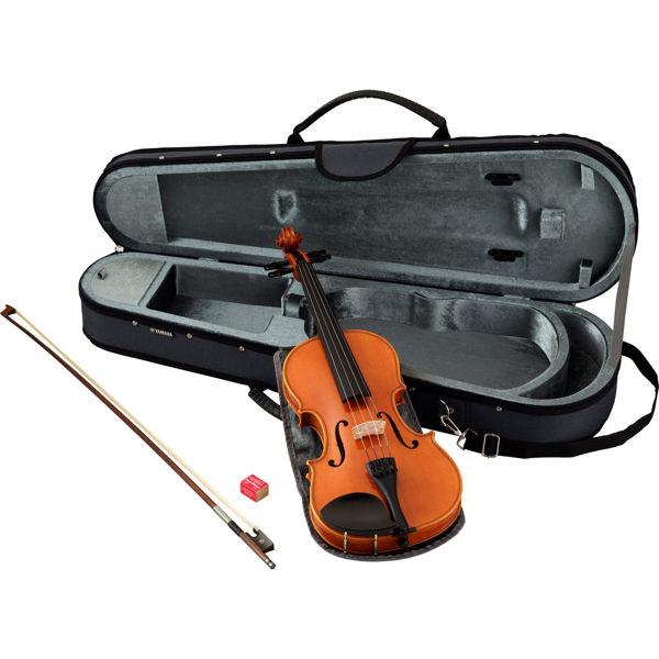 Fiolin Yamaha V5SC 1/8 m/Etui, Bue og Harpiks
