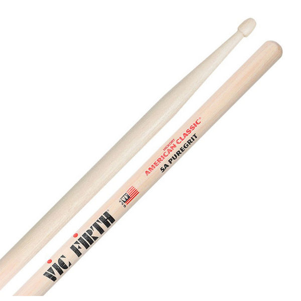Trommestikker Vic Firth American Classic 5APG Hickory, Puregrit, Wood Tip