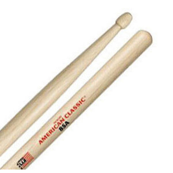 Trommestikker Vic Firth American Classic 85A Hickory, Wood Tip
