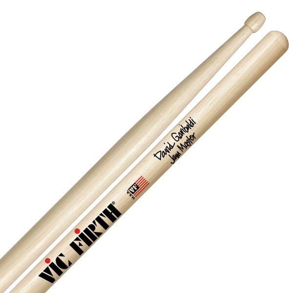 Trommestikker Vic Firth Signature David Garibaldi JM, Hickory, Wood Tip