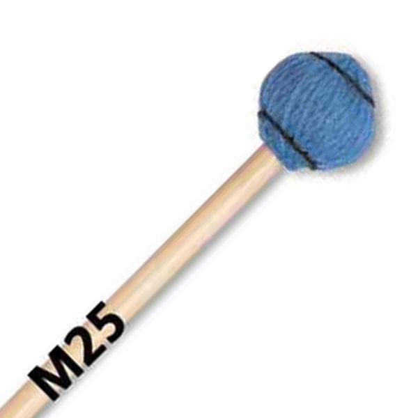 Vibrafonkøller Vic Firth M25, Gary Burton, Medium Hard, Rattan Handle