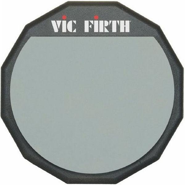 Trommepad Vic Firth PAD12, Gummi 12, 8 mm