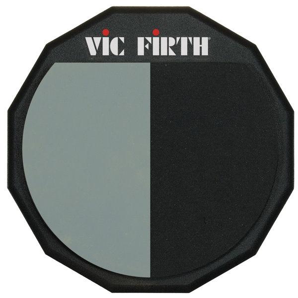 Trommepad Vic Firth PAD12D, Gummi 12, 8mm, Split Surface