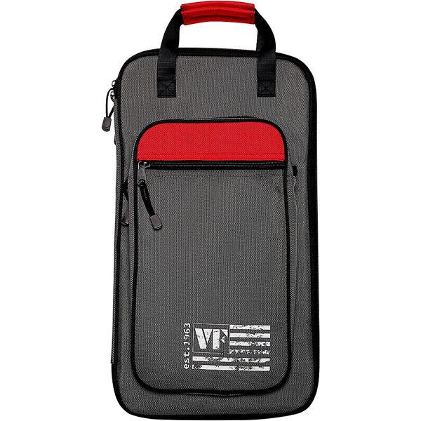 Stikkebag Vic Firth SBAG4, DLX Stick Bag, Grey/Red
