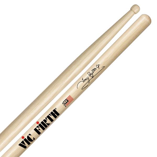 Trommestikker Vic Firth Signature Tony Royster Jr. STR, Hickory, Wood Tip