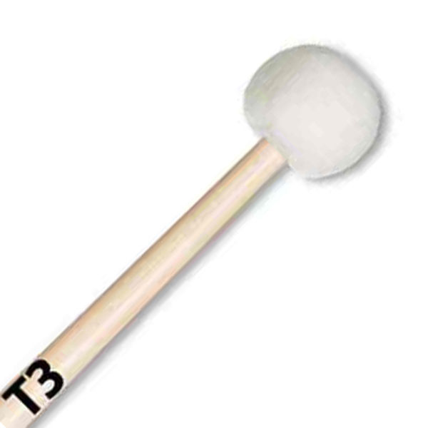 Paukekøller Vic Firth T3, Vic Firth, Staccato, Maple Handle