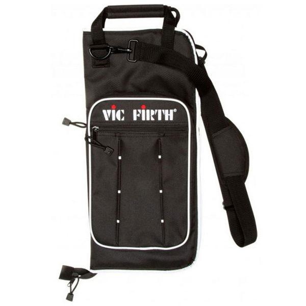 Stikkebag Vic Firth VFCSB, Class Stick Bag, Black