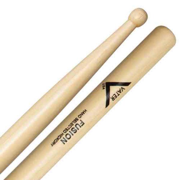 Trommestikker Vater American Hickory Fusion, VHFW, Wood Tip