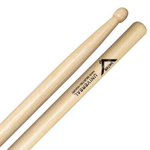 Trommestikker Vater American Hickory Universal, VHUW, Wood Tip