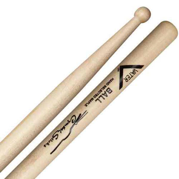 Trommestikker Vater Cymbal Stick Ball, VMCBW, Wood Tip