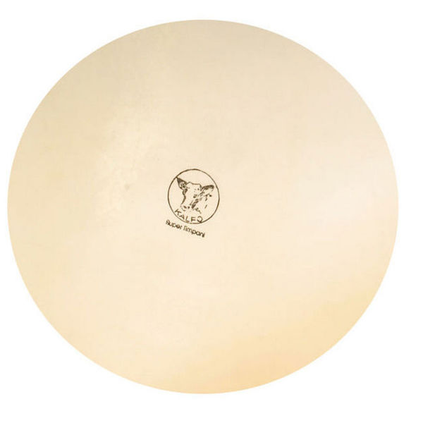 Trommeskinn Vellum & Parchment Calf, Naturskinn, 45cm