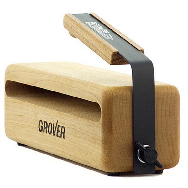 Woodblock Grover WB-7BK, Rock Maple Block 7 w/WB-BK