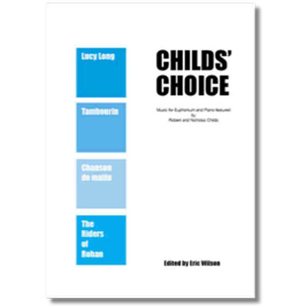 Childs' Choice Album. Euphonium and Piano