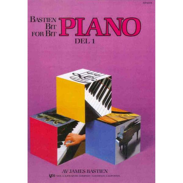 Bastien Bit for Bit 1, Piano