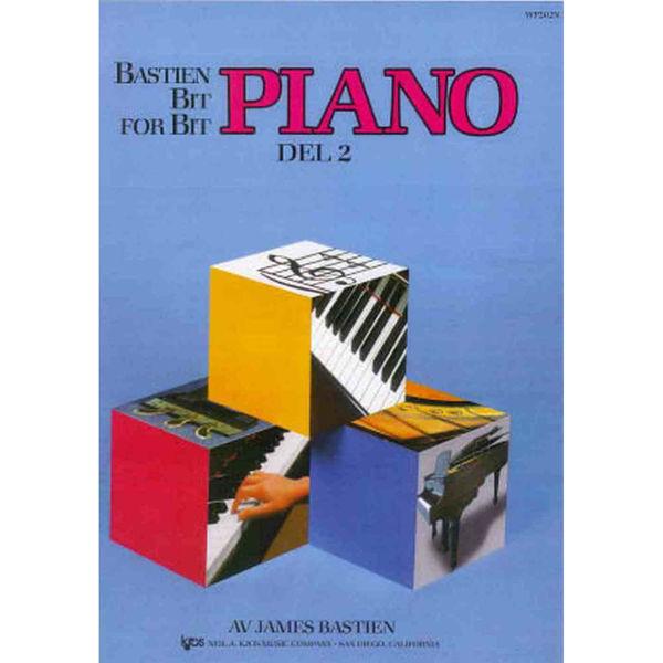 Bastien Bit for Bit 2, Piano