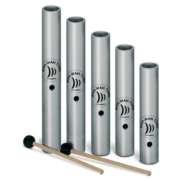 Wah-Wah Tube Sett Schlagwerk WT5, 5 stk. Tubes Inkl. Køller