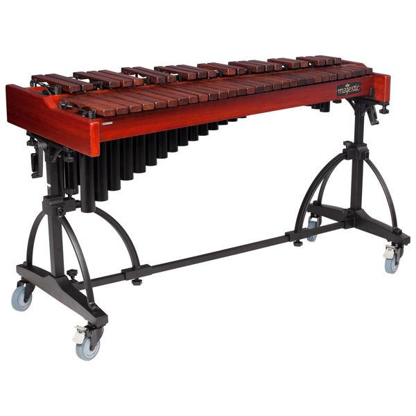 Xylofon Majestic Professional X8540H, 4 Okt. Rosewood, C4-C8