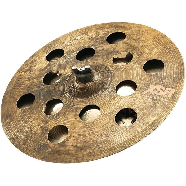 Cymbal Sabian XSR Crash, Monarch O-Zone 16