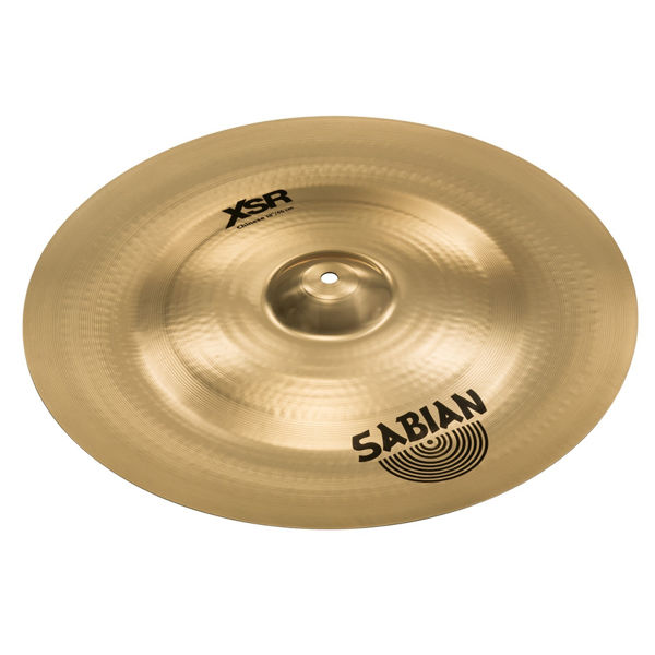 Cymbal Sabian XSR China, 18, Brilliant