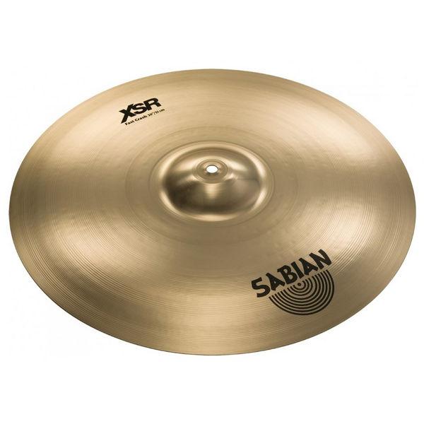 Cymbal Sabian XSR Crash, Fast 20, Brilliant