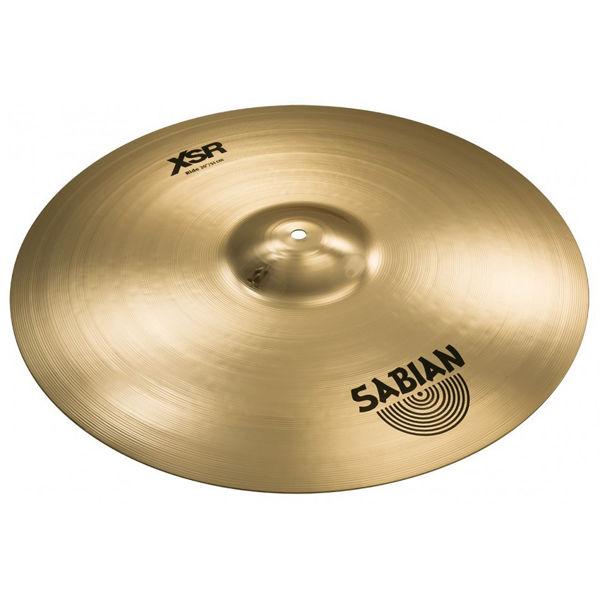 Cymbal Sabian XSR Ride, Medium 20, Brilliant