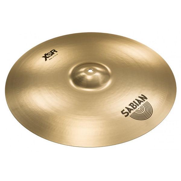 Cymbal Sabian XSR Ride, Medium 21, Brilliant