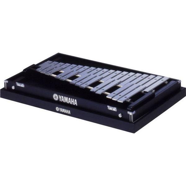 Klokkespill Yamaha YG-1210, 2,5 Okt. 31x7,8mm Steel Bars