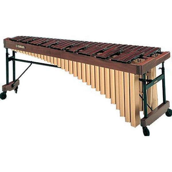 Marimba Yamaha YM-5100A, 5 Okt. C2-C7, Rosewood Bars, Transportable Concert Model