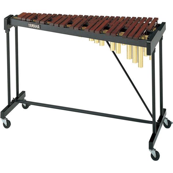 Xylofon Yamaha YX135, 3,5 Okt. F4-C8, Padouk Bars