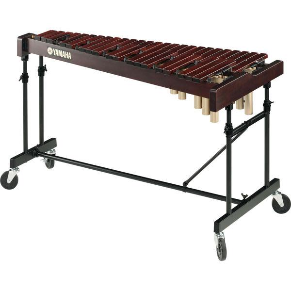 Xylofon Yamaha YX-500R, 3,5 Okt. F4-C8, Rosewood Bars