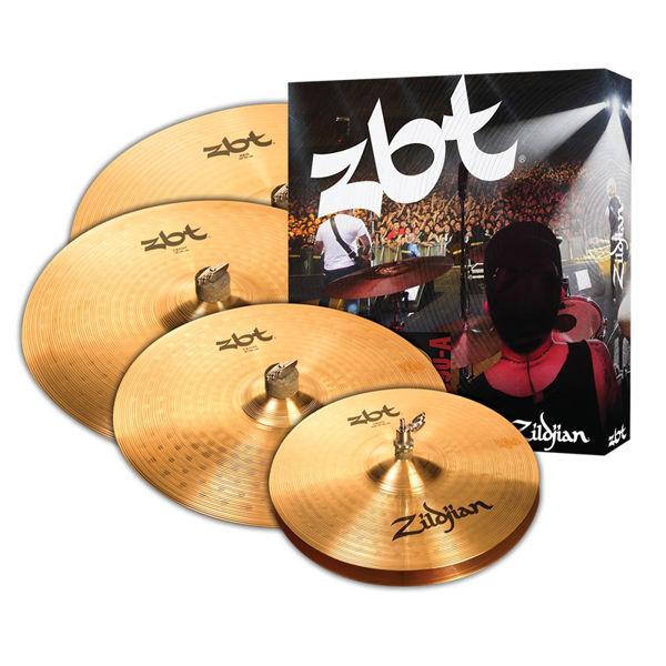 Cymbalpakke Zildjian ZBT ZBTP390A, Pre Pack, 14-16-20 + 18
