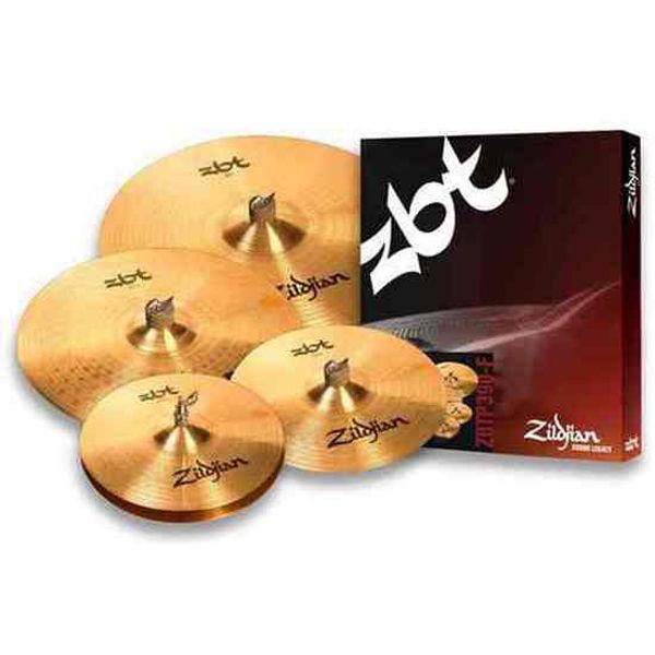 Cymbalpakke Zildjian ZBTP390F, 14-16-20 + 14
