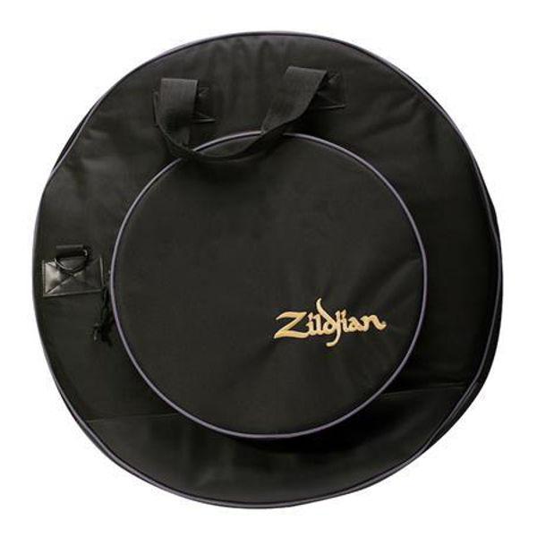 Cymbalbag Zildjian ZCB24P, Premium Cymbal Bag Black 24