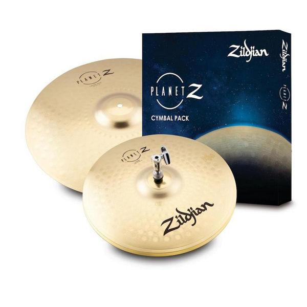 Cymbalpakke Zildjian Planet Z ZP1418, 14-18