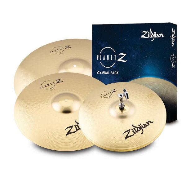 Cymbalpakke Zildjian Planet Z ZP4PK, 14-16-20