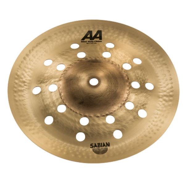 Cymbal Sabian AA China, Mini Holy 10