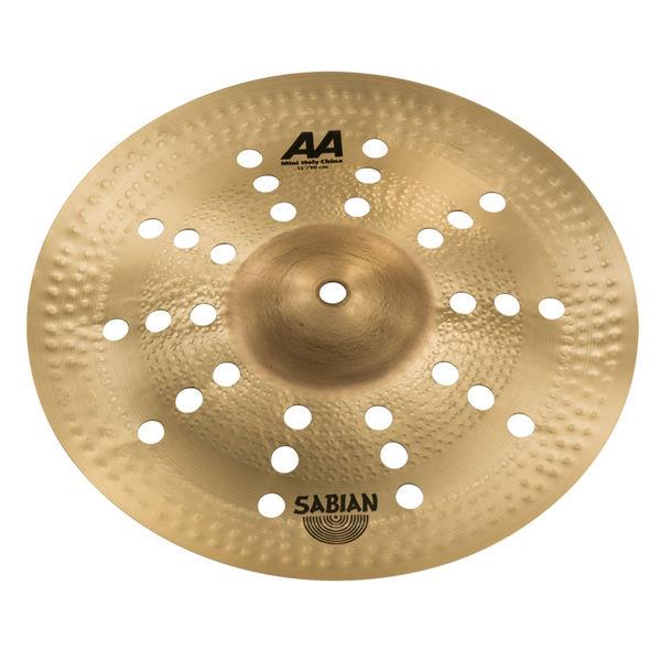 Cymbal Sabian AA China, Mini Holy 12