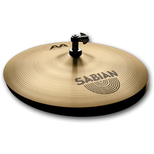 Hi-Hat Sabian AA, Rock 14, Brilliant, Pair