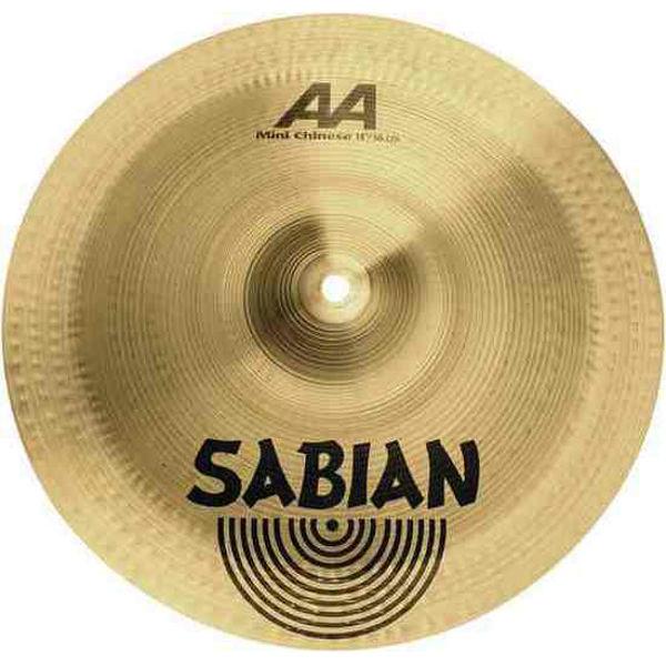 Cymbal Sabian AA China, Mini 14
