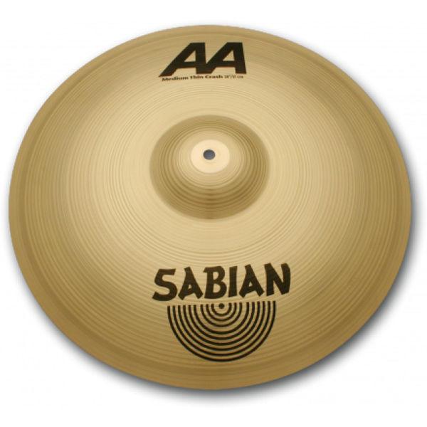 Cymbal Sabian AA Crash, Medium Thin 16