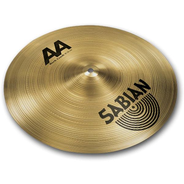 Cymbal Sabian AA Crash, Rock 16