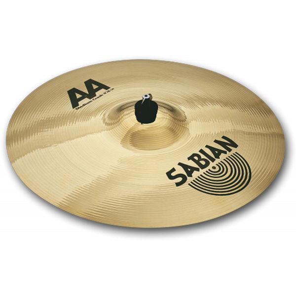 Cymbal Sabian AA Crash, Rock 16, Brilliant
