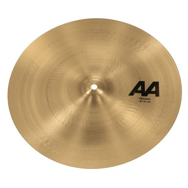 Cymbal Sabian AA China, 16