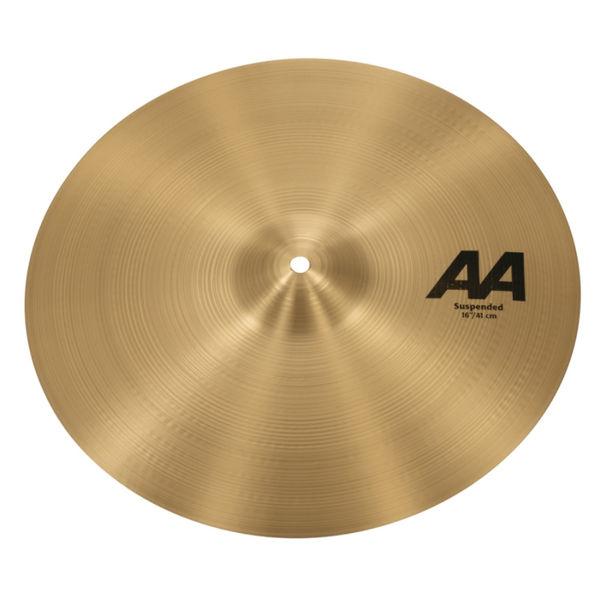 Cymbal Sabian AA Crash, Suspended 16, Brilliant