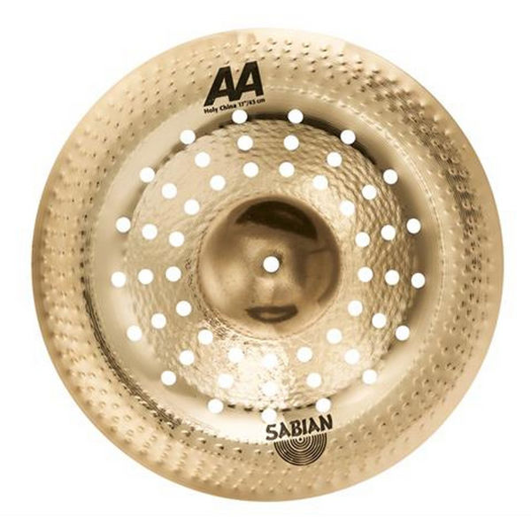 Cymbal Sabian AA China, Holy 17