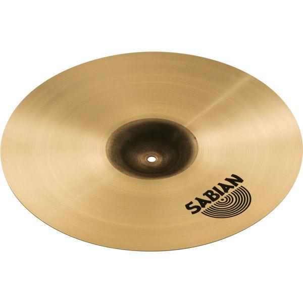Cymbal Sabian AA Crash, Raw Bell 18