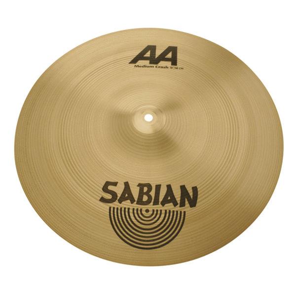 Cymbal Sabian AA Crash, Medium 18