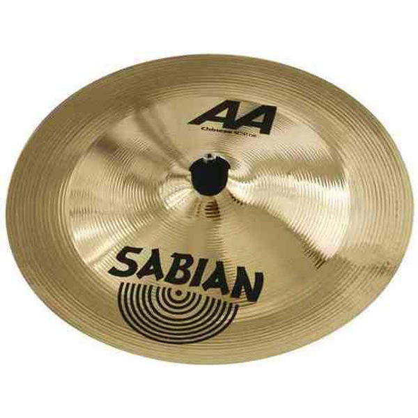 Cymbal Sabian AA China, 18