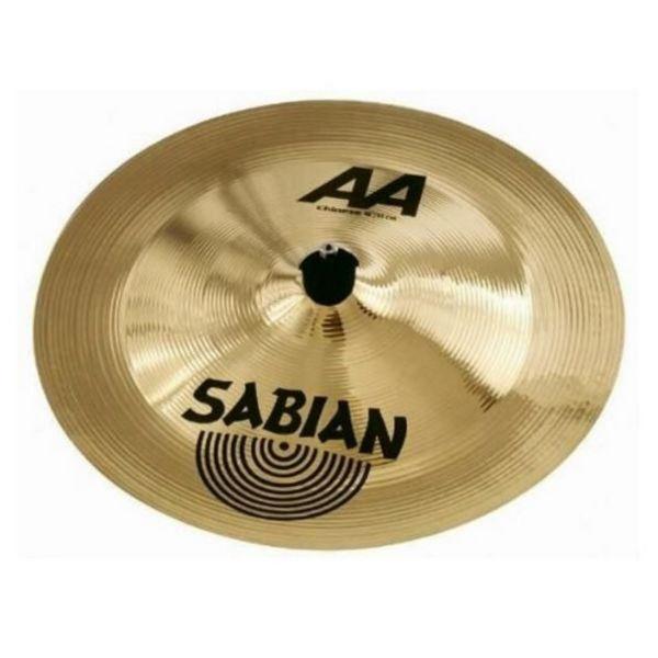 Cymbal Sabian AA China, 18, Brilliant